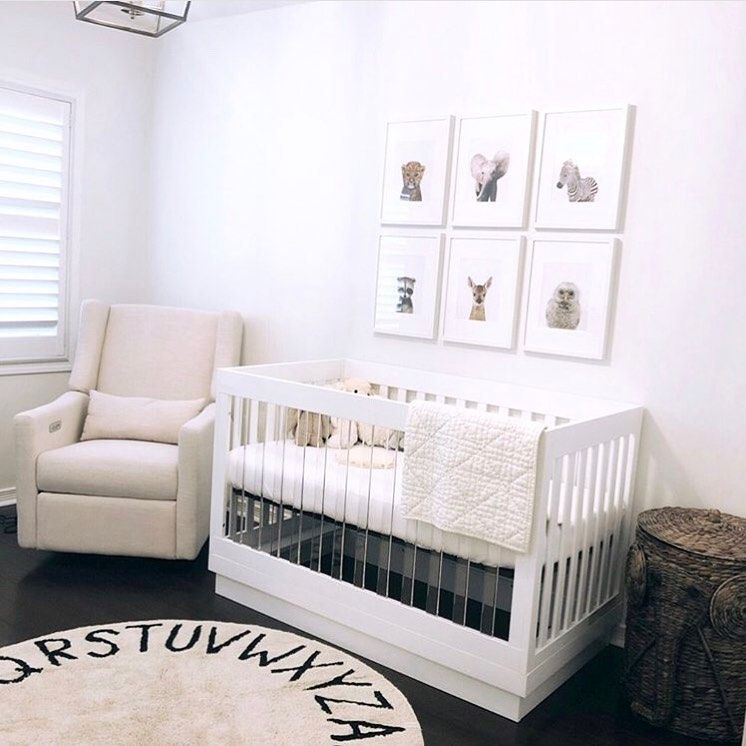 Babyletto On Instagram Day 1 Friends Babyletto Harlow Crib Nursery Designed By Mama Jfiligno16 Nursery Design Cribs Babyletto