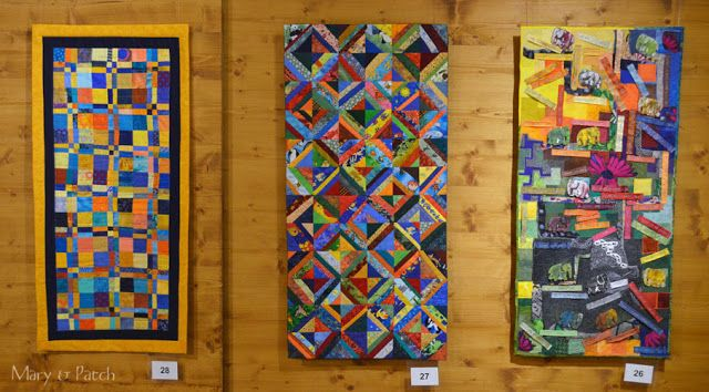 Maryandpatch, Neuchâtel  Patchwork, Exhibition