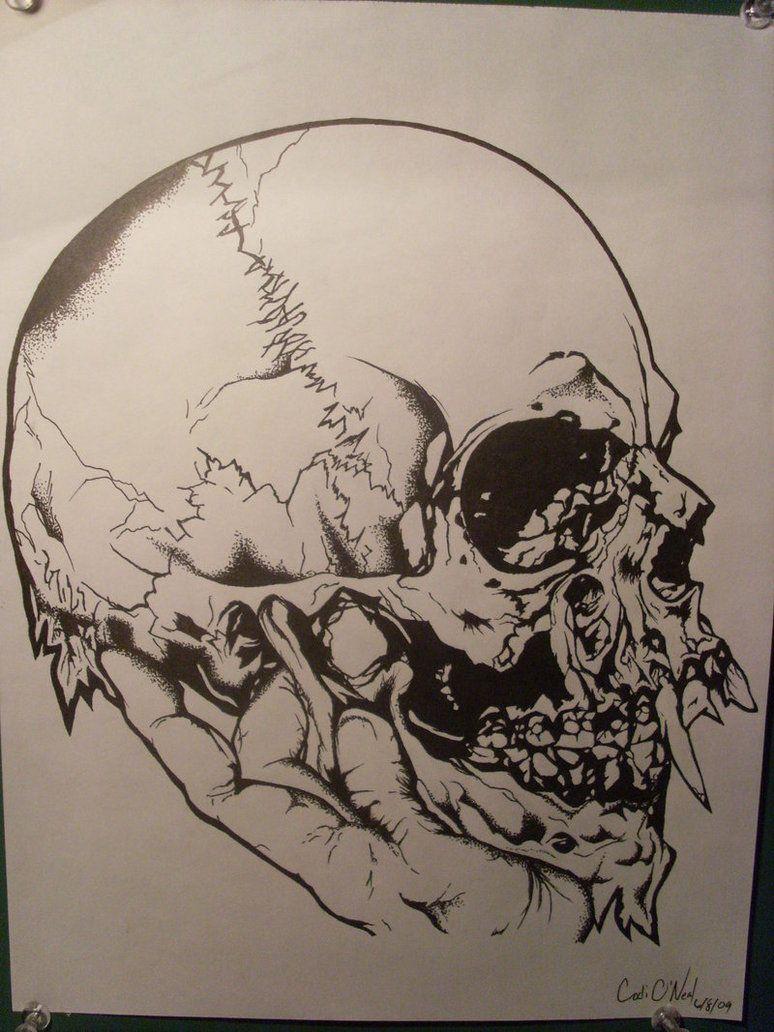 pushead tattoo - Google Search | graphic / illustration | Pinterest ...