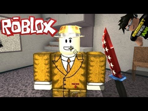 Family Game Nights Plays: Roblox - The Mad Murderer: MURICA