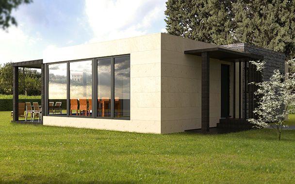 Casas Modulares Prefabricadas Cube U2013 Cube 75. Moderne HäuserWürfelFertig ...