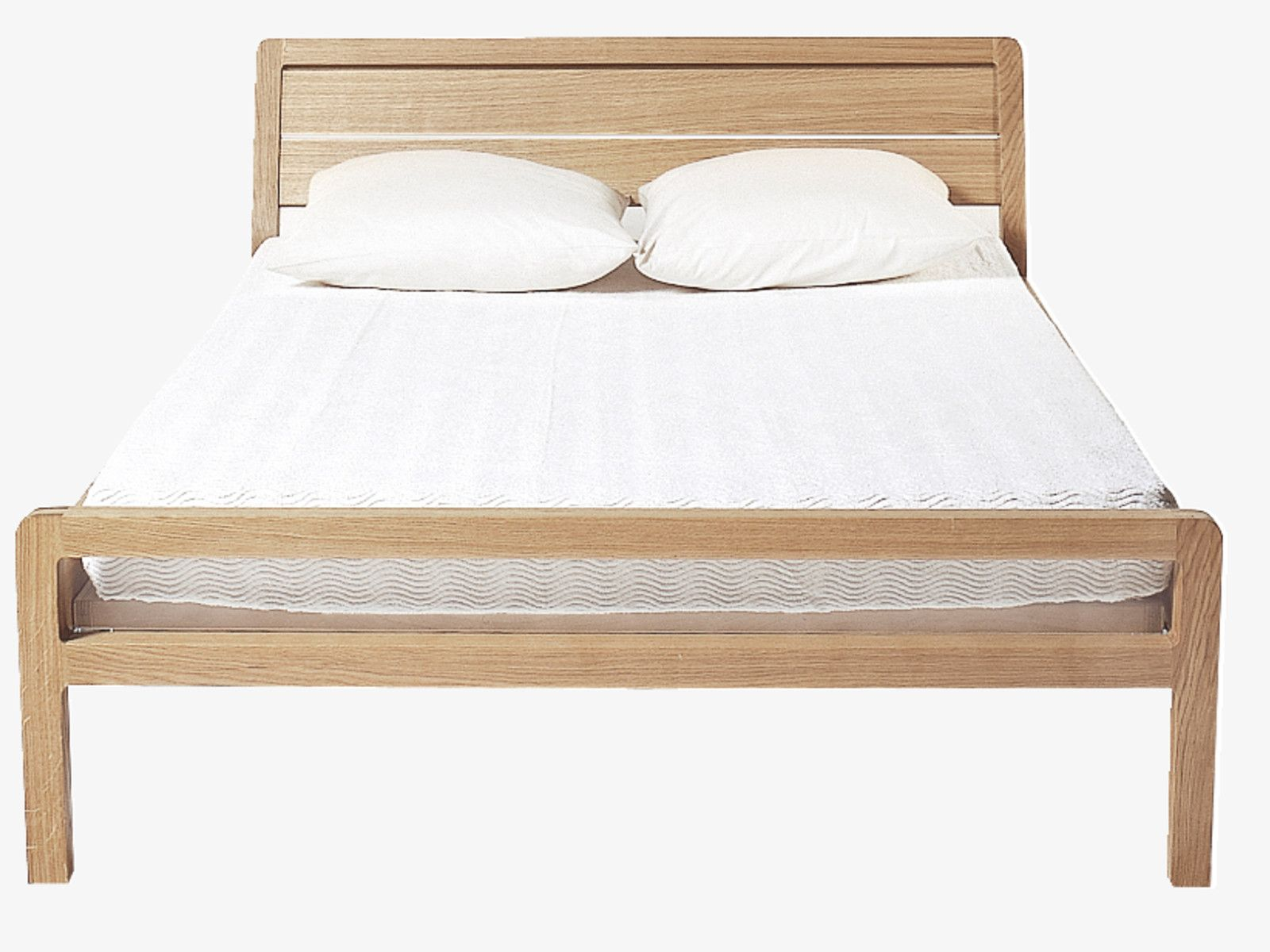 RADUS Holz Doppelbett, groß - Betten und Matratzen - Habitat | Bett ...