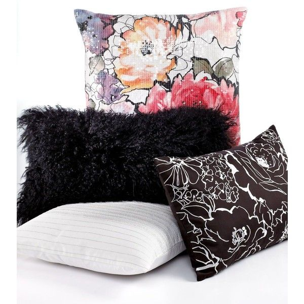 This Inc International Concepts Bloom Decorative Pillow Perfectly Gorgeous Macy's Decorative Throw Pillows