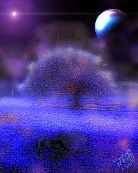 'Es war einmal - Once upon a time' von mimulux bei artflakes.com als Poster oder Kunstdruck $16.63