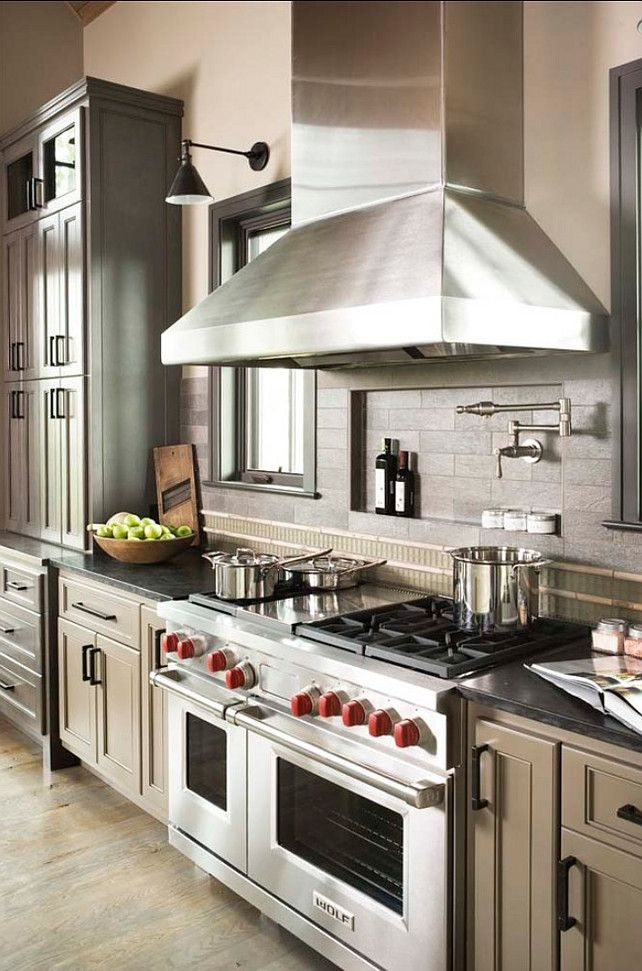 Best Benjamin Moore Hc 108 Sandy Hook Gray Gray Kitchen 400 x 300
