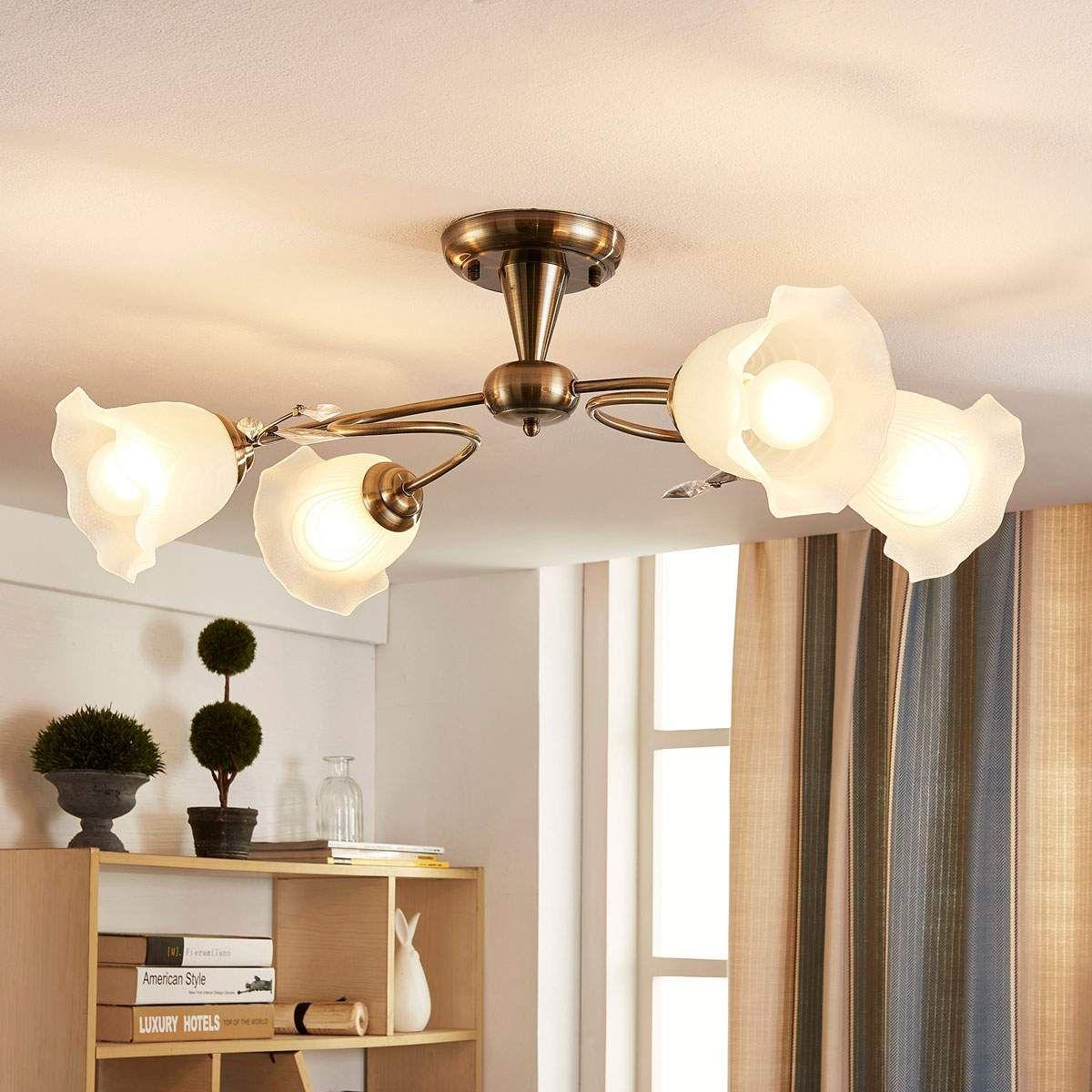 Kuchen Deckenlampe Led Deckenbeleuchtung Wohnzimmer