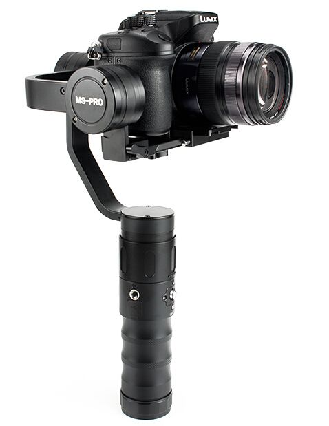 Beholder MS-PRO 3-Axis Gimbal Stabilizer Payload 900g with Encoders