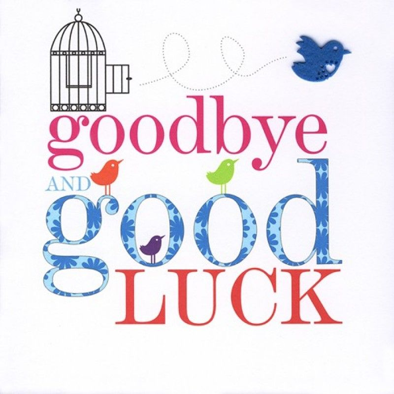 Goodbye And Good Luck Coworker | www.pixshark.com - Images ...