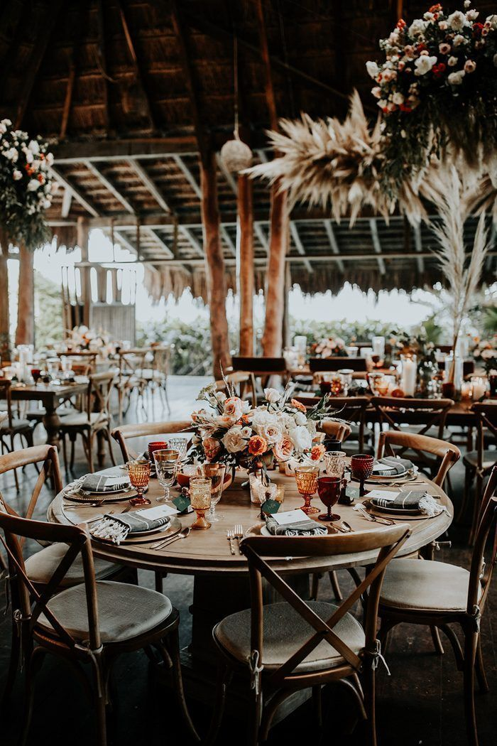 Photo of Blissful Boho Tulum Destination Wedding at Papaya Playa Project #Papaya #Destina…