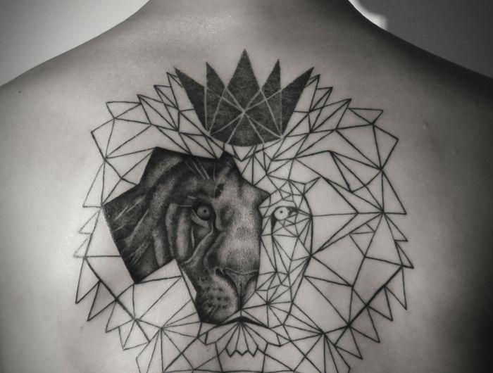 1001 Idees En Photos De Tatouage Lion Inspirez Vous De L Art Des