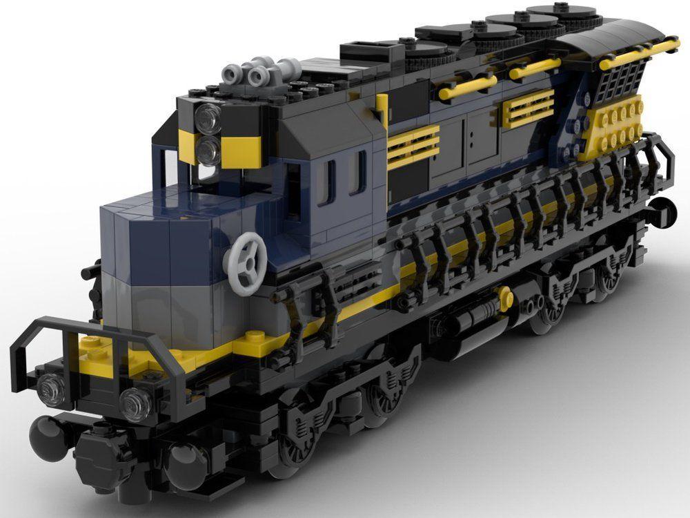 Train Engine Large End Engine By Numerikart Lego Https Rebrickable Com Mocs Moc 22441 Numerikart Train Engi Lego City Train Lego Trains Lego Train Station