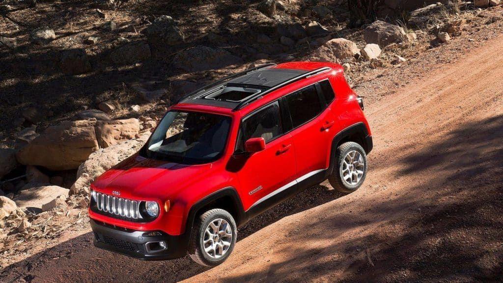 Offerta Esclusiva Jeep Renegade Jeep Renegade 1 6