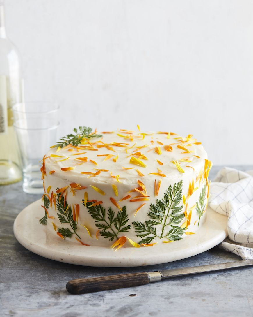 Layered Carrot Cake - What's Gaby Cooking   Carrot cake ...