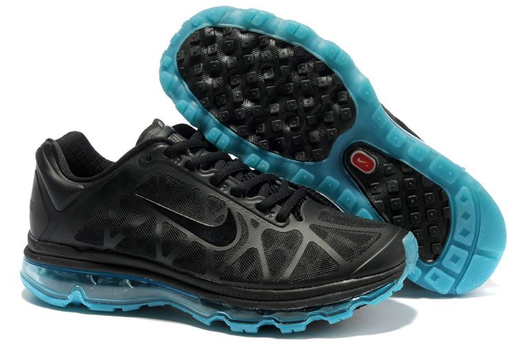 Nike Air Max 2011 Black Neo Turquoise Women's Shoes | Nike