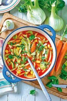 Die beste Super-Schlank-Suppe der Welt #sundmad