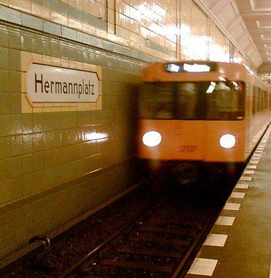 Berlin Subway #anja #anjarieger #berlin | Berlin | Pinterest ...