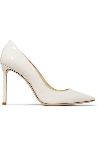8f633170778b JIMMY CHOO Romy patent-leather pumps.  jimmychoo  shoes  pumps ...