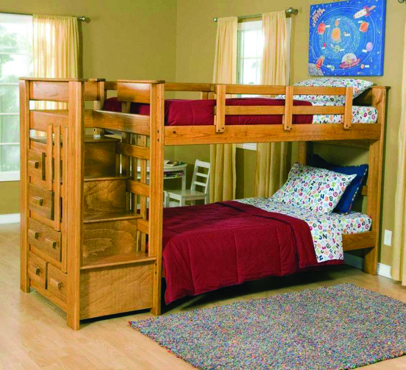 25 Free Diy Bunk Bedroom Plans Suggestions That Will Certainly Conserve A Bunch Of Bed Room Space Goruntuler Ile Ahsap Projeleri Cocuk Odasi Stor