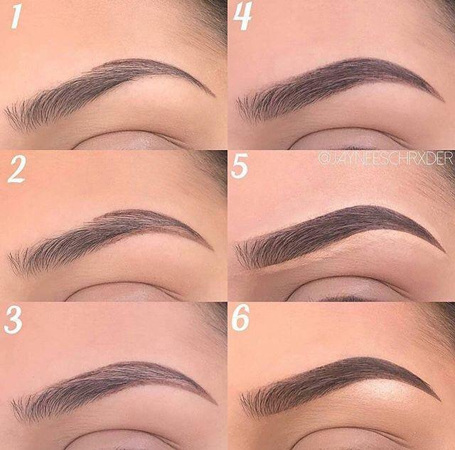 #makeup #eyebrows #tutorials #eyebrowstutorial