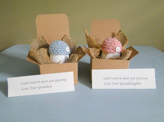 Pregnancy Announcement Egg Baby Announcment Gift Decoration – Gifts for Baby Announcement