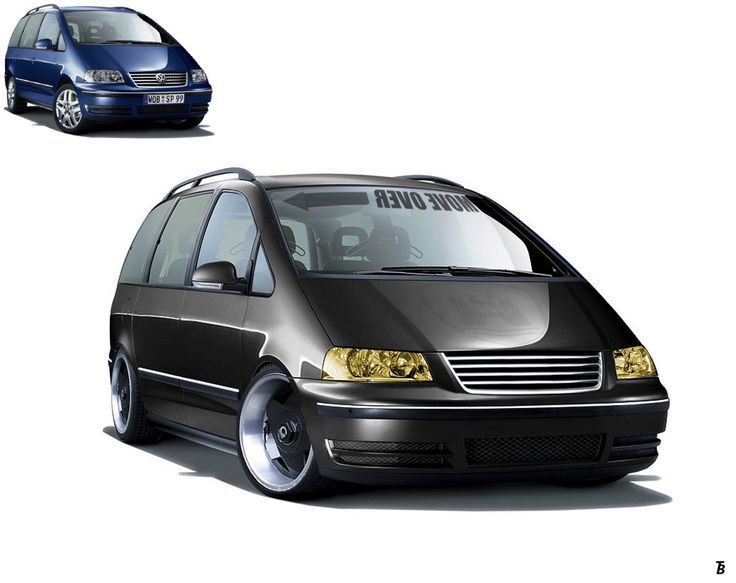 Image Result For Vw Sharan Slammed Vw Sharan Volkswagen Custom Cars