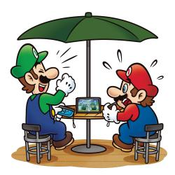 Nintendo Difference Toute L Actualite Nintendo Switch Wii U Et Nintendo 3ds Mario Et Luigi Jeux Mario Dessin Pokemon