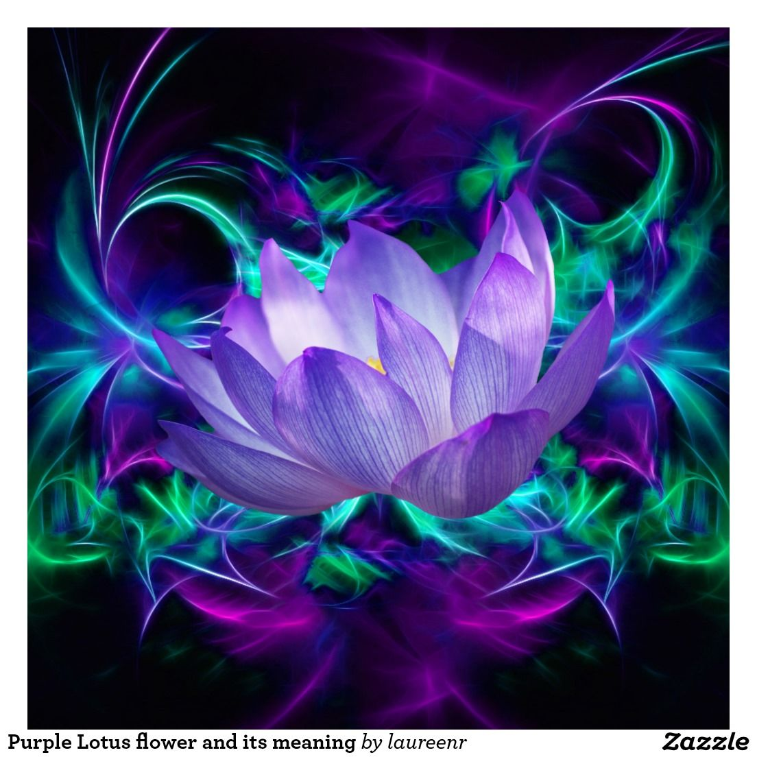 purple_lotus_flower_and_its_meaning_poster