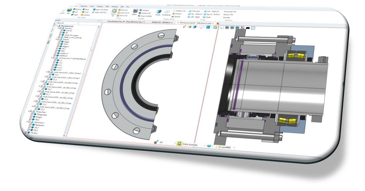 CADbro 3D aplikacja CAD