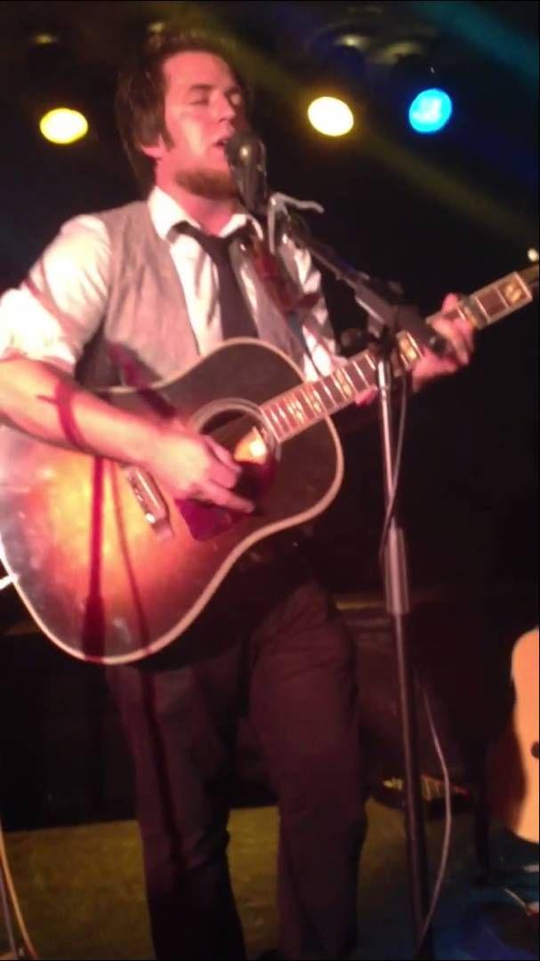 Lee DeWyze - The Ride - Shank Hall, Milwaukee