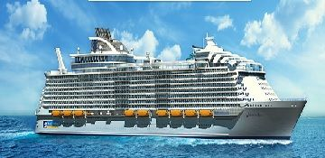 Royal Caribbean Cruise Line Cruise Ship Harmony Of The Seas - Track royal caribbean cruise ships