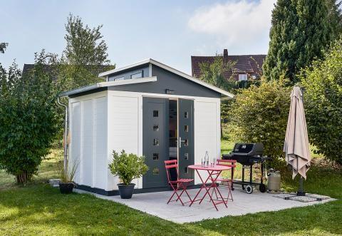 DesignGartenhäuser fertig zu kaufen Schöner Wohnen