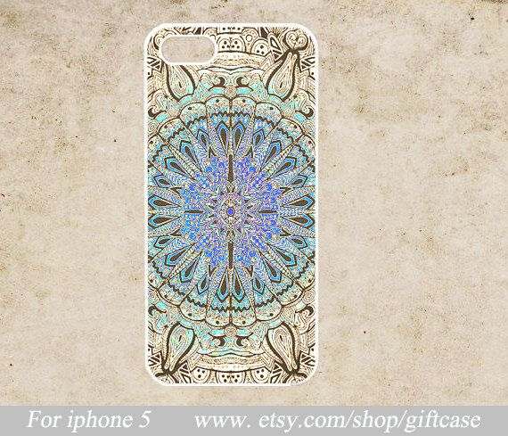 Mandala IPhone 5s case  IPhone 5c case IPhone 5 cases by Giftcase, $6.99