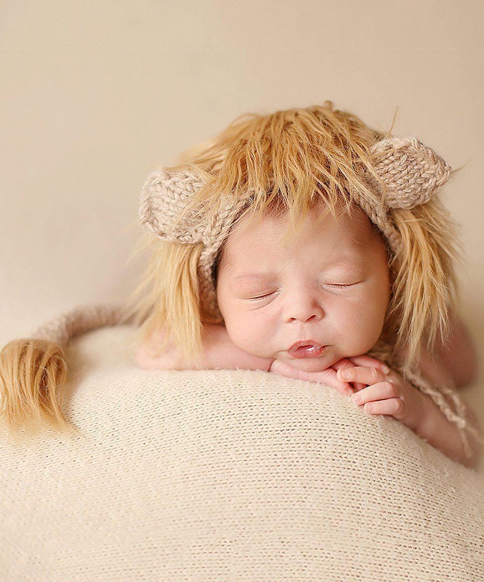 Newborn Baby Lion : newborn, Chicaboo, Orange, Today!, Newborn, Photography