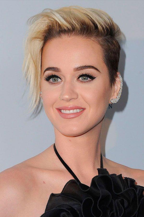 11 Inspiracoes Para Cabelos Curtos In 2019 Katy Perry Katy Perry