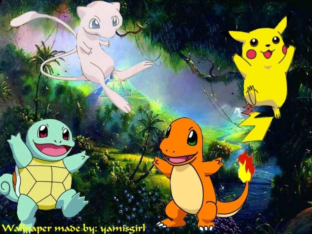 Free Pokemon Wallpapers Wallpaper 1920×1080 Free Download