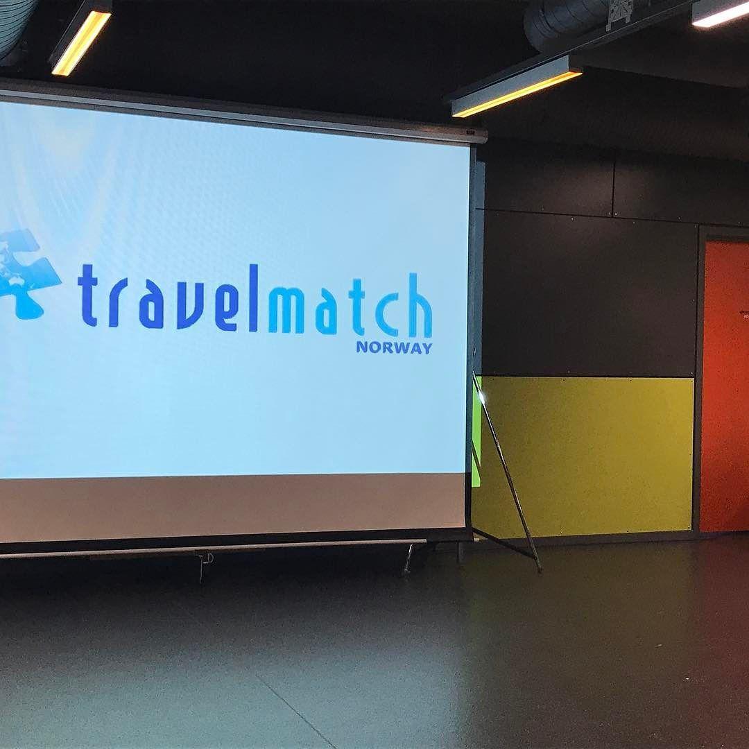 Er på TravelMatch og om et kvarter til reiselivsmesse nede. TravelMatch er B2B og reiselivsmesse er både B2B og til publikum. Vil du finne på noe i helgen er det bare å dra til Telenor Arena og besøke Reiselivsmessen 2017. #reiseliv #reisetips #reiseblogger