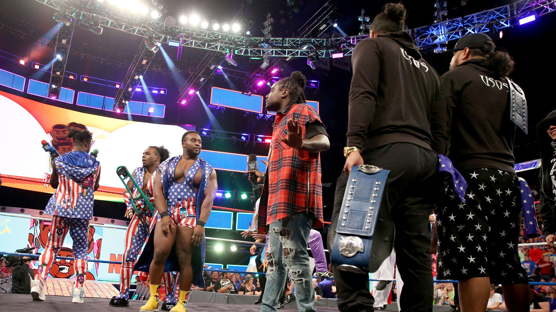 Who will gain important SmackDown Tag Team Title momentum in singles