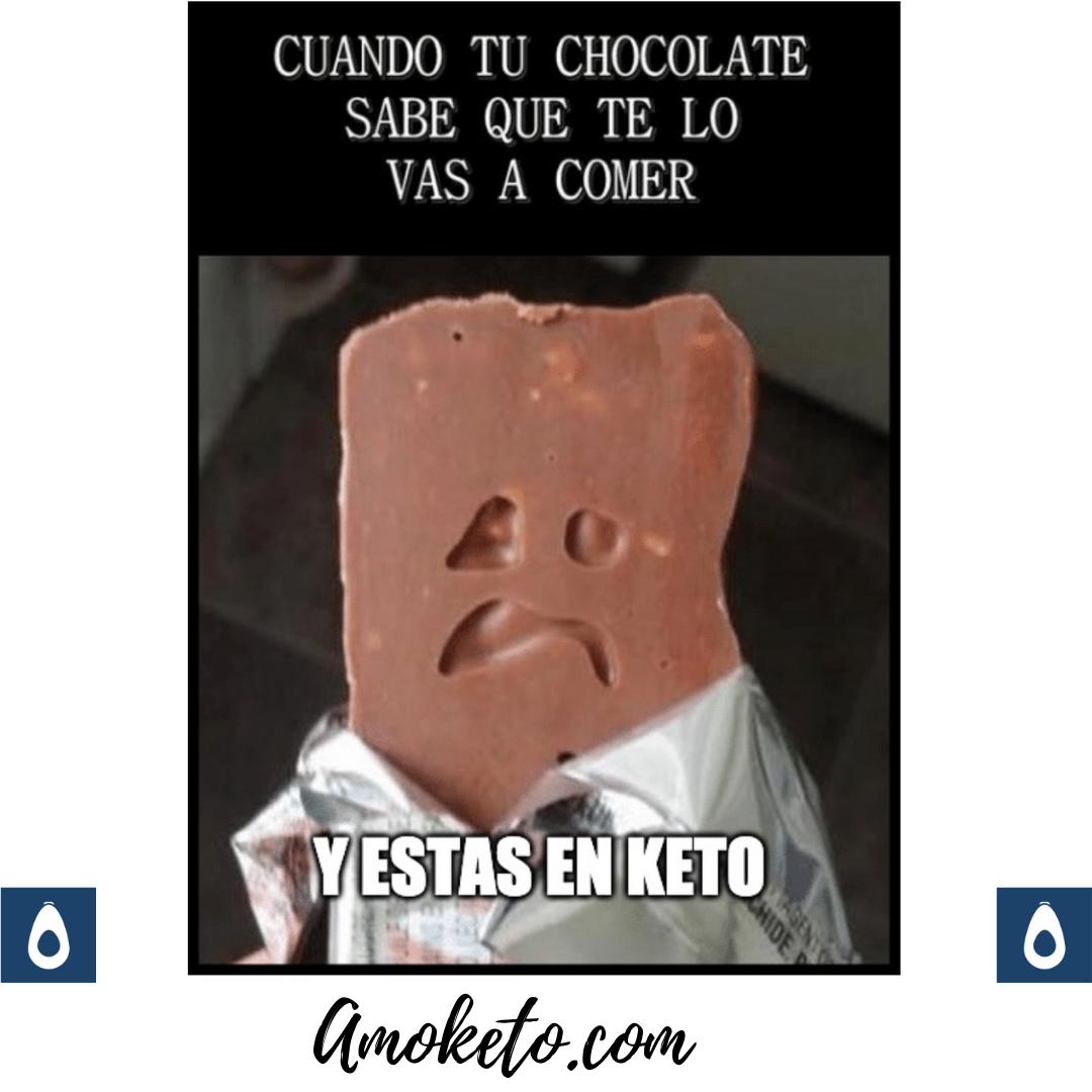 Hasta Los Chocolates Saben Que Keto Es Bueno Ojo Existe Chocolates Bajos En Carbohidratos Sabes De Alguno Que Reco Instagram Photo Instagram Photo And Video