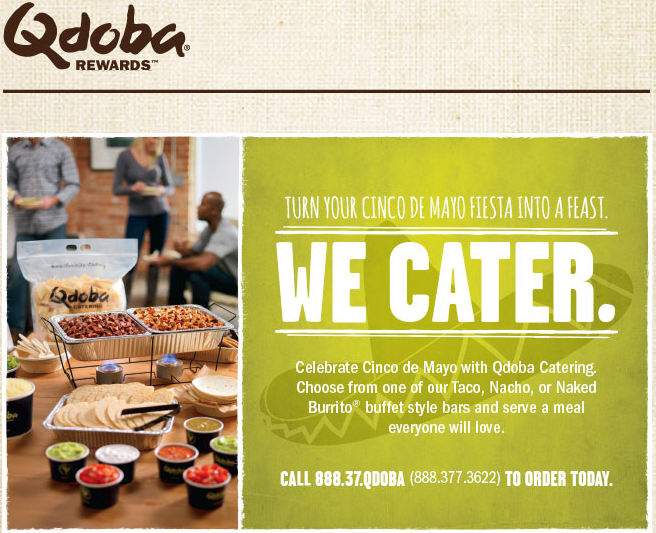 Examples Of Effective Email Campaigns From Restaurant Brands