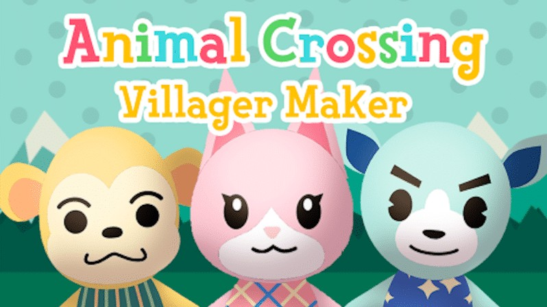 Build Your Own Animal Crossing Villager With This Tool