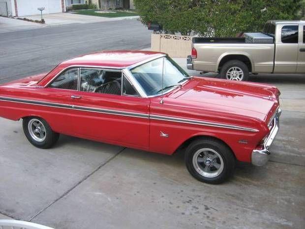 347 5 Speed 1965 Ford Falcon Futura Ford Falcon 65 Ford Falcon Car Ford