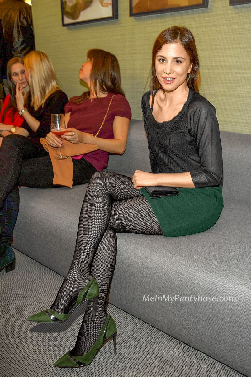 Me In My Pantyhose  Legs  Pantyhose Outfits, Stocking -7767