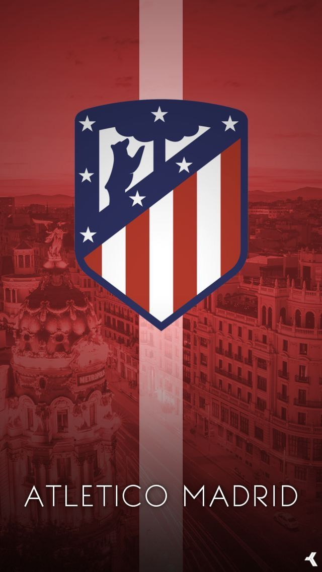 Atletico Madrid Wallpaper A Pinterest Football Madrid And Soccer