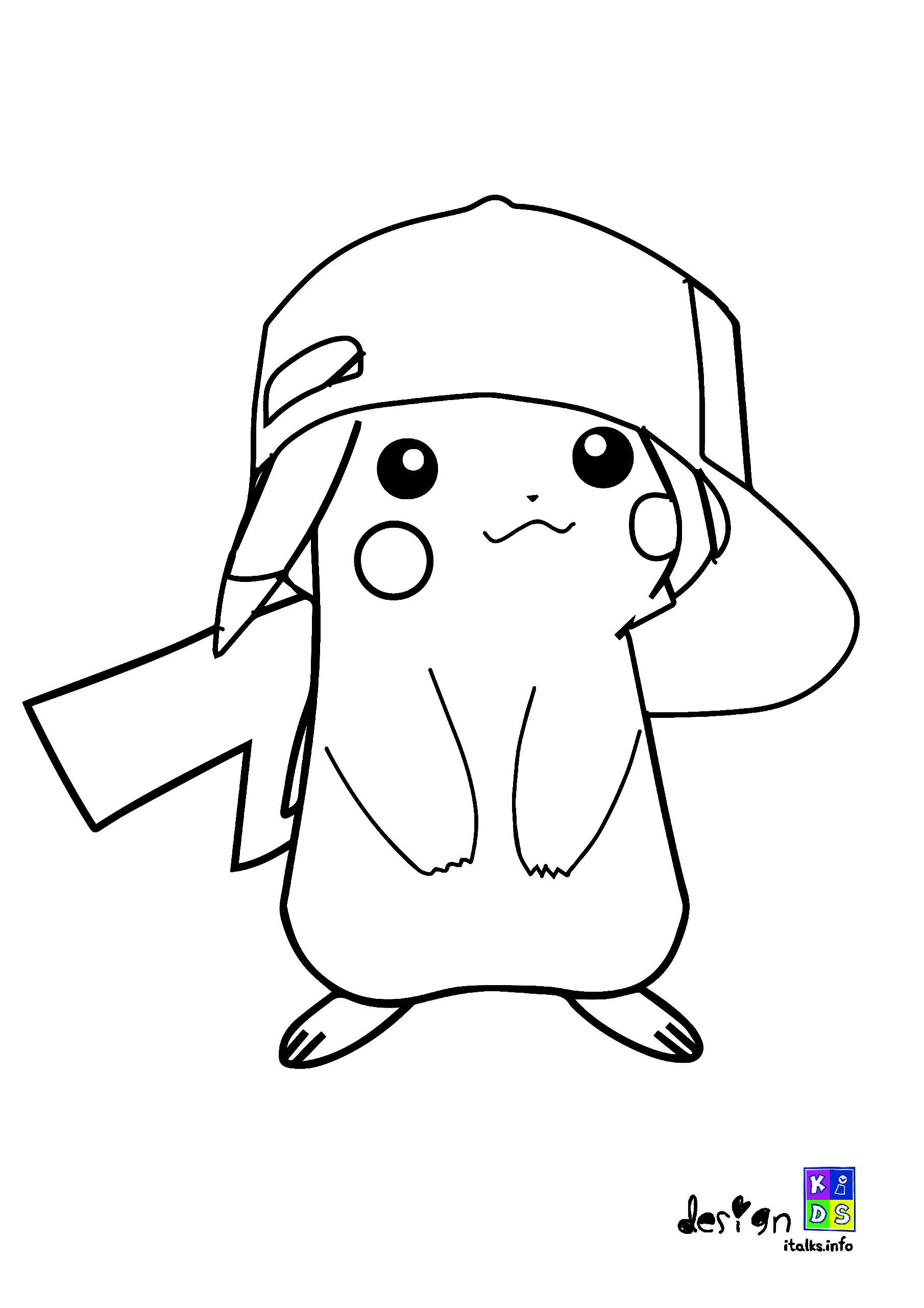 Pokemon Coloring Sheets Free Di 2020