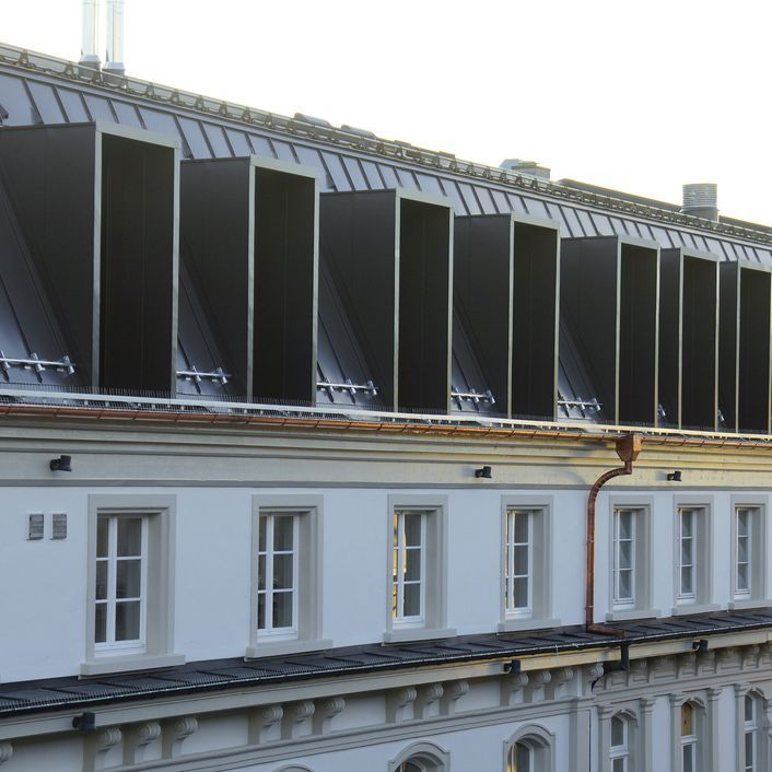 Freiburger Hof mercial building Freiburg