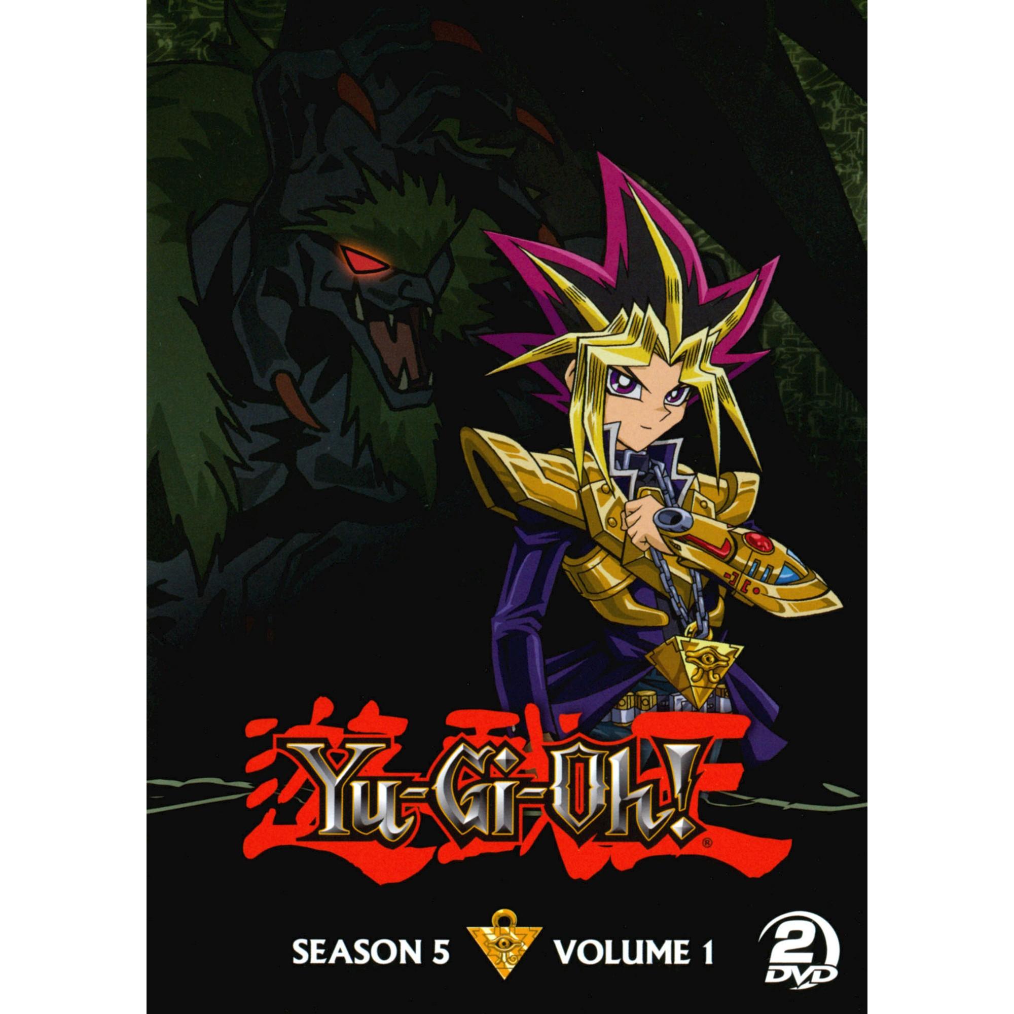 Yu gi oh classicSeason 5 vol 1 (Dvd) Yugioh, Yugioh