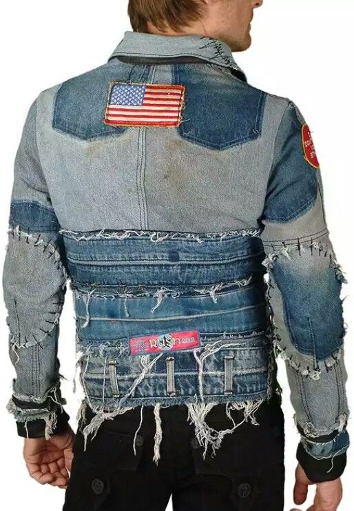 Jean Waitbands How To Remake Clothing In 2019 Denim Jackets Jeans