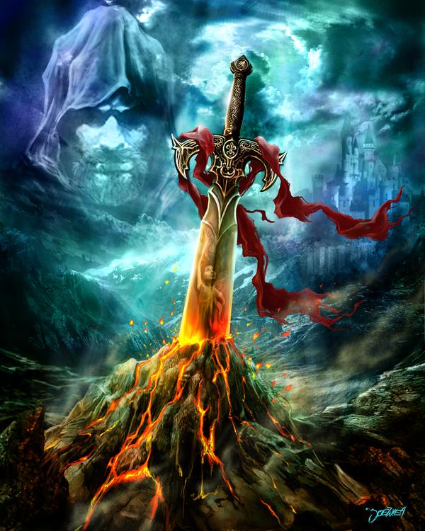 Trio Ascension By Loztvampir3 On Deviantart Con Imagenes Cartas Artefactos Criatura