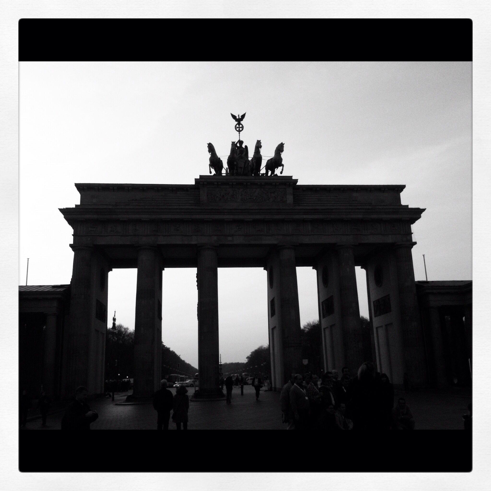 Brandenburger Tor Berlin Brandenburger Tor Berlin Brandenburger Tor Berlin