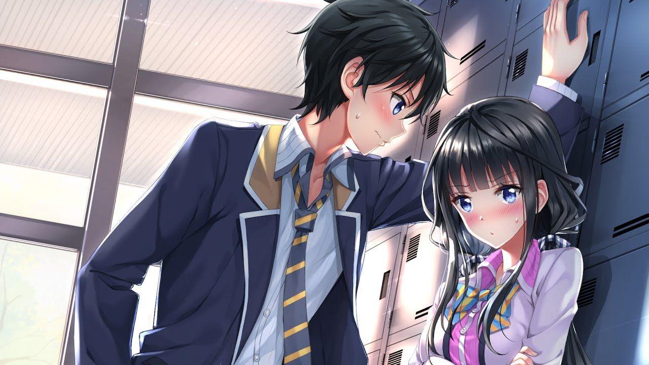 (AMV)Anh là của em Anime